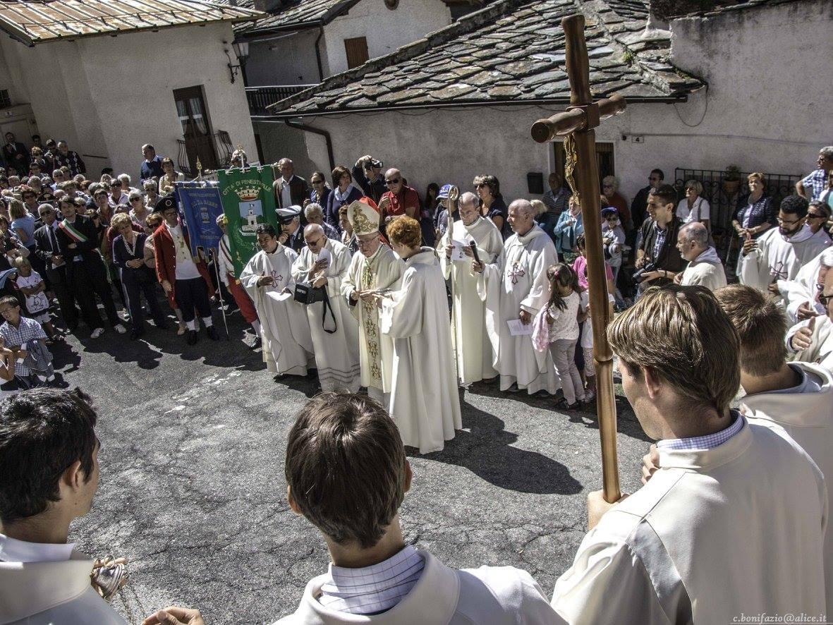 [photogallery] Festa patronale a Fenestrelle