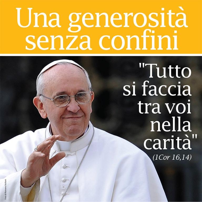 La Santa Sede ringrazia la Redazione e il Papa benedice i lettori di Vita Diocesana