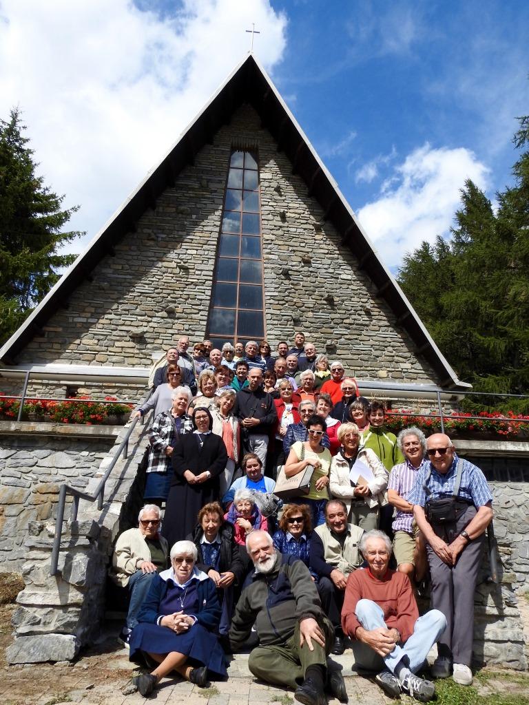 [ photogallery ] A Casalpina don Barra  tre giorni all'insegna degli studi biblici