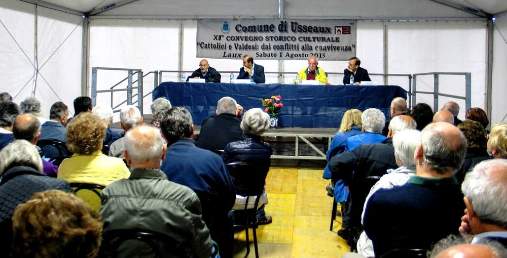 Al Convegno Storico del Laux un incontro virtuale tra Francesco e Pietro Valdo