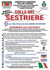 Manifesto Setriere 2015