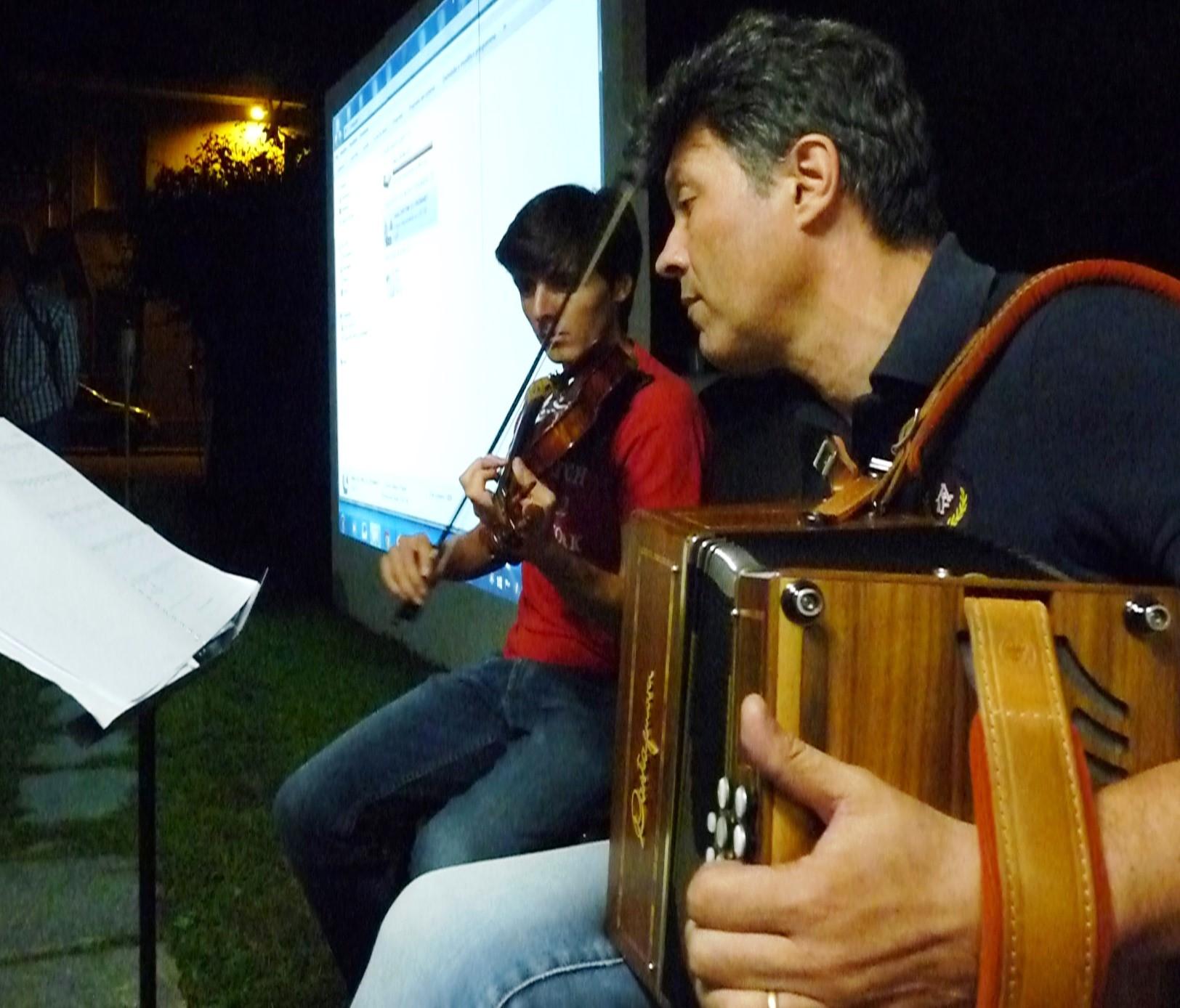 Il 30 agosto a Roure una giornata dedicata alle fisarmoniche