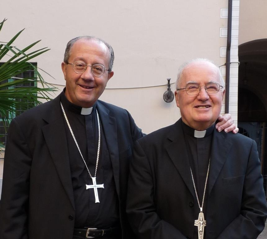 [ video ] Intervista a monsignor Bruno Forte