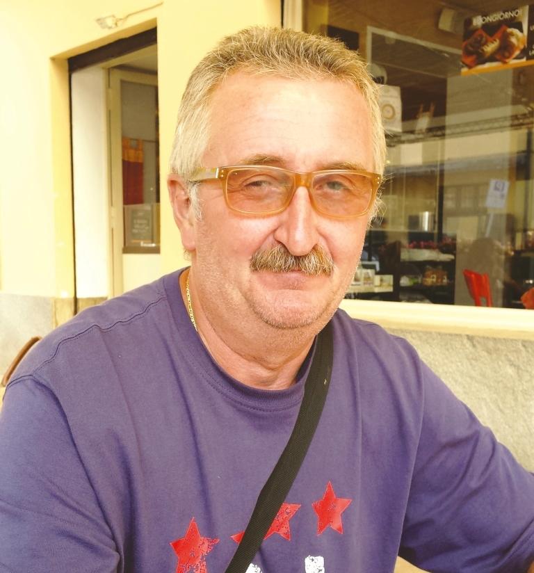 Villar Perosa. Incontro con Silvano Borgognone presidente dell'Avis