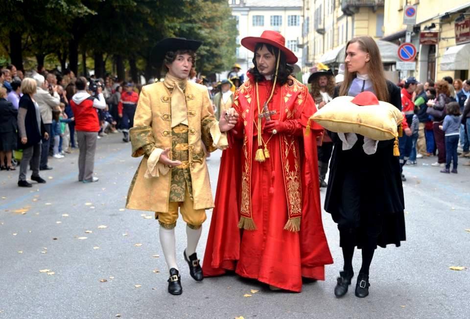 """Pinerolo. Il 3 e 4 ottobre tutto pronto per la XVII edizione de """"La Maschera di Ferro"""""""