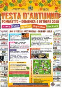 Festa d'Autunno Pomaretto