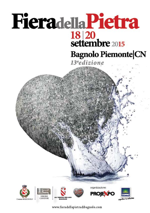 Bagnolo Piemonte. Dal 18 al 20 settembre la fiera della pietra