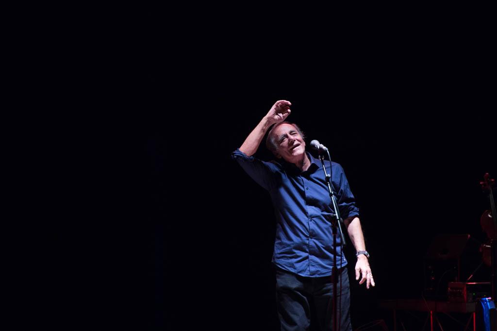 [ photogallery ] A Torino una serata di emozioni con Roberto Vecchioni