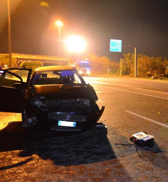 Incidente stradale mortale a Piossasco. Ha perso la vita un uomo di 31 anni