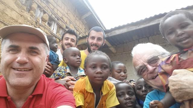 Da Muhanga le foto del nuovo arcivescovo di Palermo