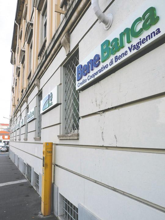 Lo strano caso di Bene Banca