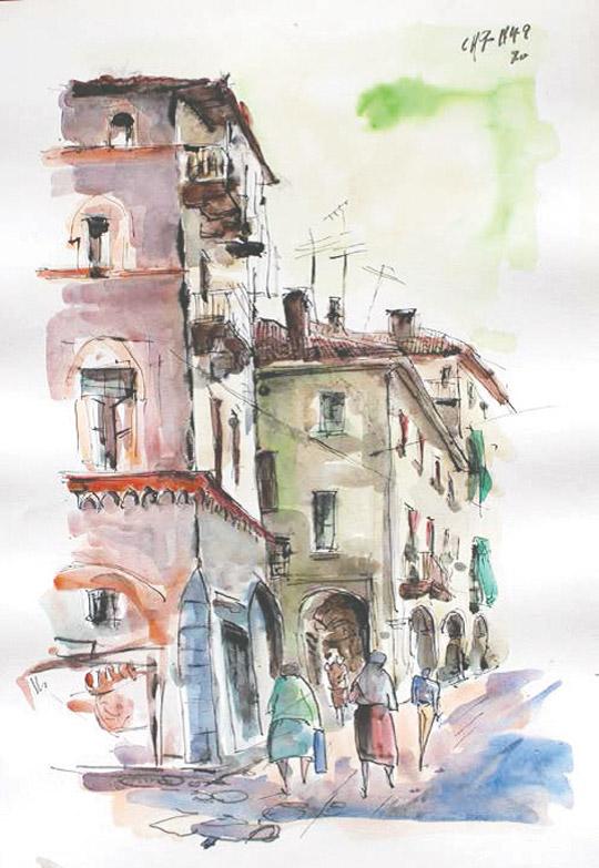 Pinerolo. Dal 21 novembre la mostra conclusiva dedicata a Giovanni Carena