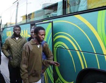"""Villar Pellice. Sull'autobus rissa """"verbale"""" tra alcuni richiedenti asilo"""