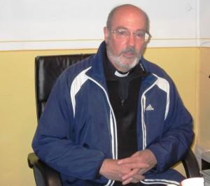 Padre Alan Hall
