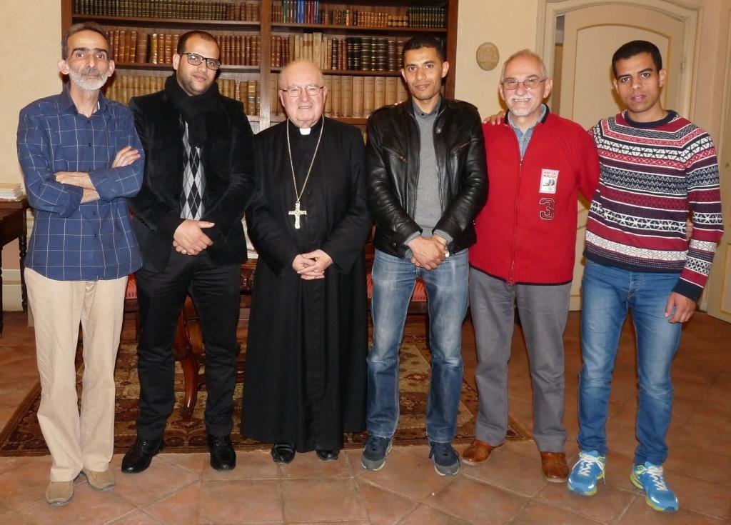 Vescovo, D'aleo  e islamici