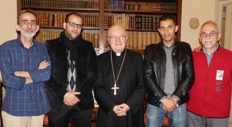 Il vescovo di Pinerolo ha ricevuto una delegazione della comunità islamica