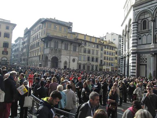 [Firenze 2015] Le impressioni dei pinerolesi sull'incontro con Papa Francesco