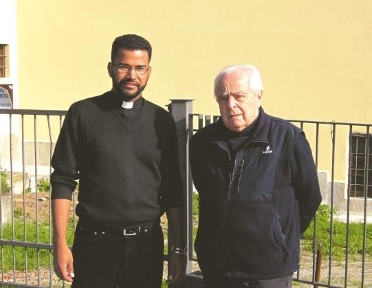 Intervista a Yzreel Guerrero Navas, nuovo viceparroco di San Pietro Val Lemina