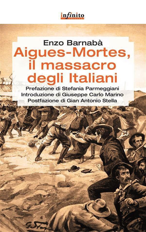 """Pinerolo. Il 20 novembre Enzo Barnabà presenta il suo libro """"Aigues-Mortes"""""""