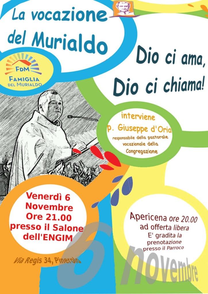 Pinerolo. Il 6 novembre incontro su Leonardo Murialdo santo fondatore dei Giuseppini