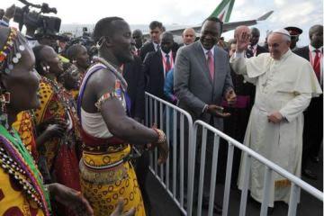 La Repubblica Centroafricana attende il Papa, messaggero di pace