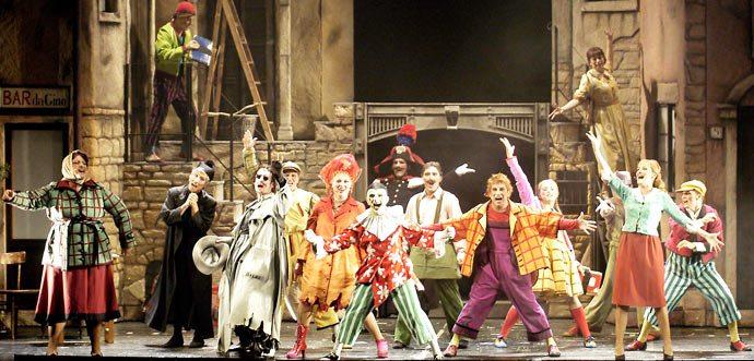 """Torino. Al teatro Alfieri il musical Pinocchio è stato """"grande"""" davvero"""
