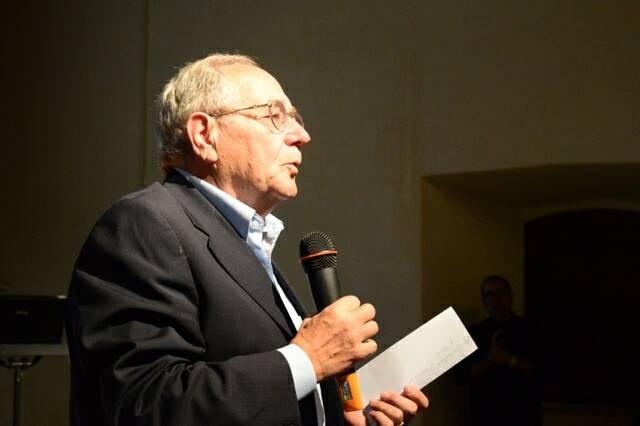 A Pinerolo il bioeticista Sandro Spinsanti
