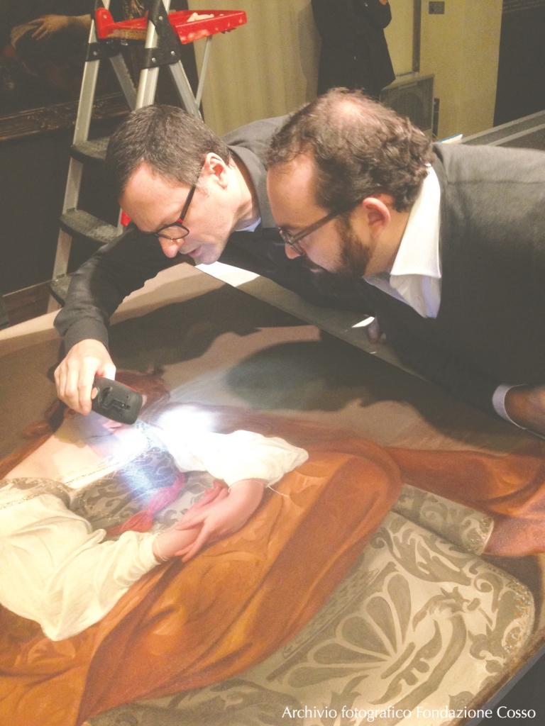 Allestimento Mostra Caravaggio e il suo tempo- foto2