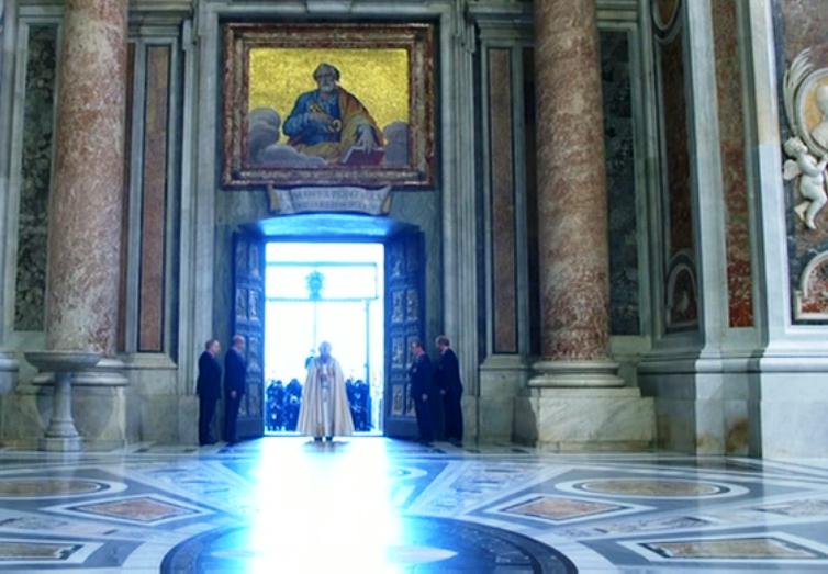 Giubileo. A Roma Papa Francesco ha aperto la porta santa