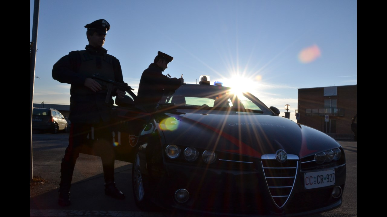 Oro, auto e marijuana: week-end intenso per i carabinieri del pinerolese