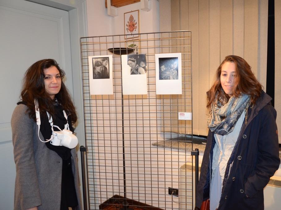 [ photogallery ] Inaugurata a Pinerolo la mostra fotografica di Paltrinieri