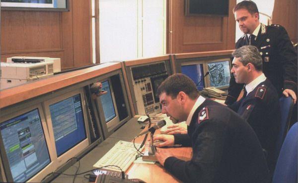 Carabinieri - CENTRALE OPERATIVA PRONTO INTERVENTO 112
