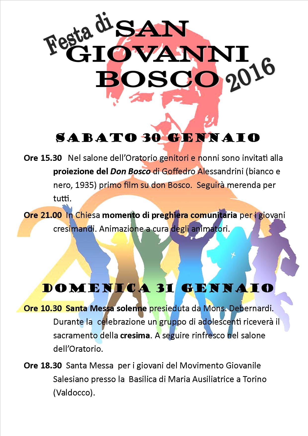 Pinerolo. La parrocchia Spirito Santo in festa per don Bosco
