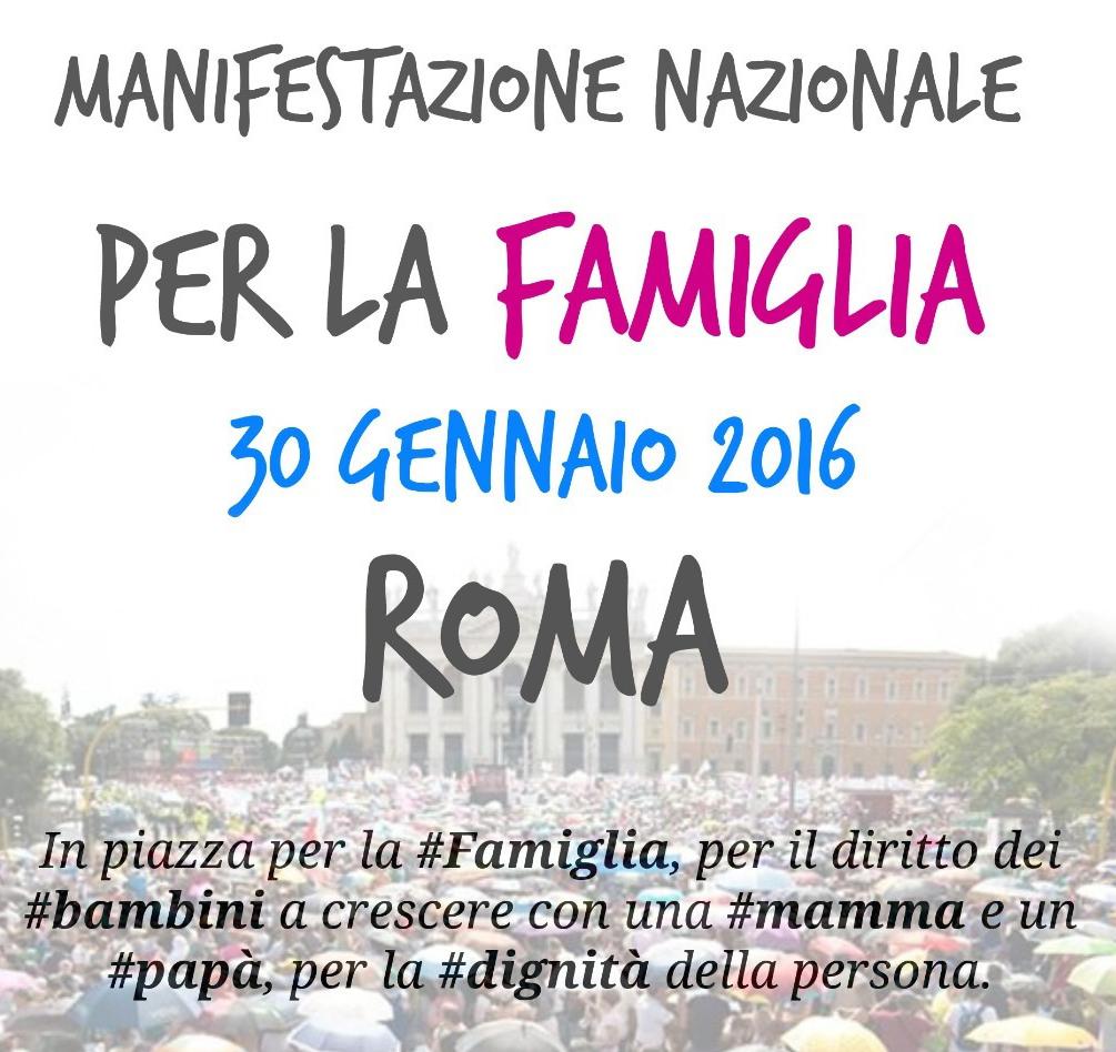 I vescovi del Piemonte dicono sì al Family Day