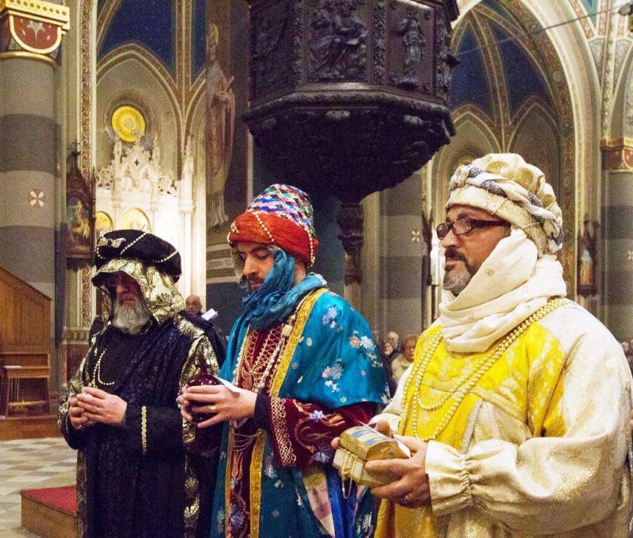 Epifania. In cattedrale la Messa dei popoli