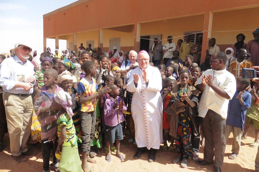 [ Photogallery ] Il vescovo di Pinerolo racconta il suo viaggio in Burkina Faso