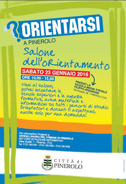 Salone Orientamento 2016
