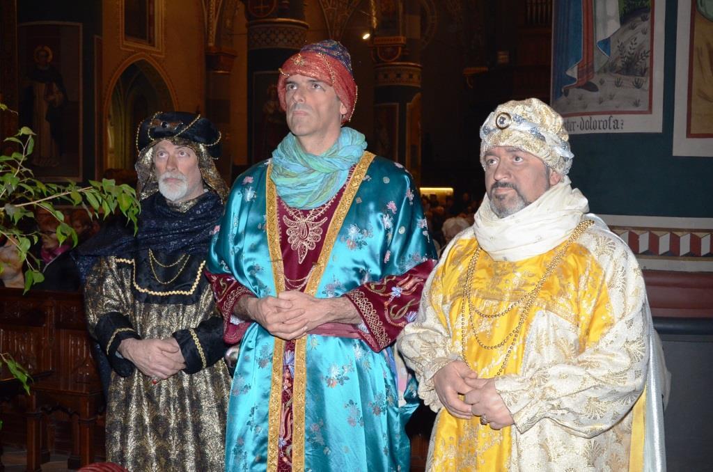 Epifania: nel Duomo di Pinerolo la festa dei popoli