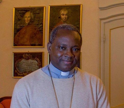 Video intervista a mons. Laurent Dabirè, vescovo di Dorì (Burkina Faso)