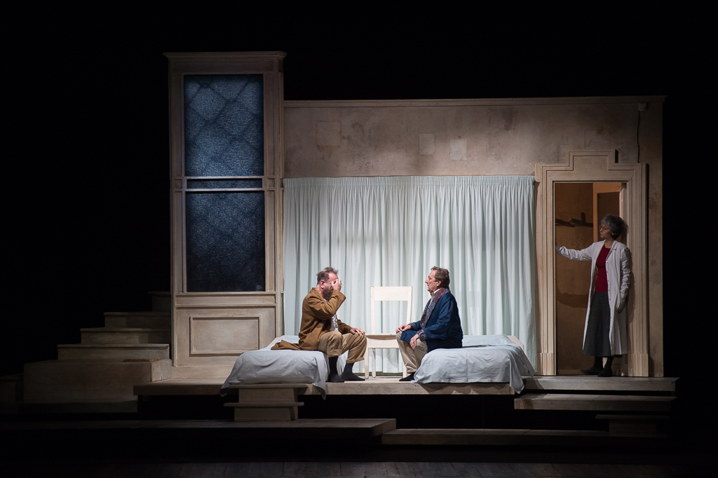 """[Photogallery]Al Colosseo Covatta e Iacchetti hanno interpretato """"Matti da Slegare"""""""