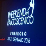 Weekend in palcoscenico