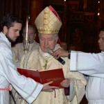 vescovo - Giubileo della vita consacrata
