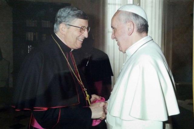 Monsignor Guido Fiandino non è più vescovo ausiliare dell'arcidiocesi di Torino