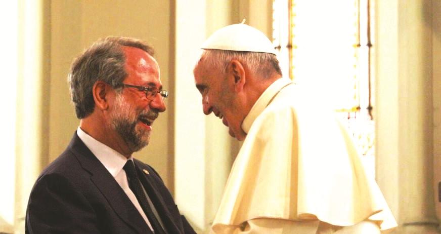 Un passo storico per l'ecumenismo: sabato 5 marzo una delegazione valdese sarà ricevuta in Vaticano da Papa Francesco