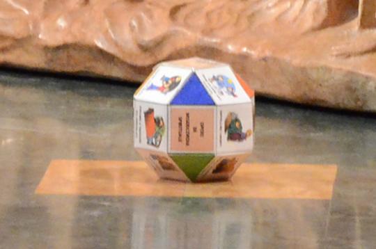 [Lavoretti Creativi] Il rombicubottaedro del Giubileo