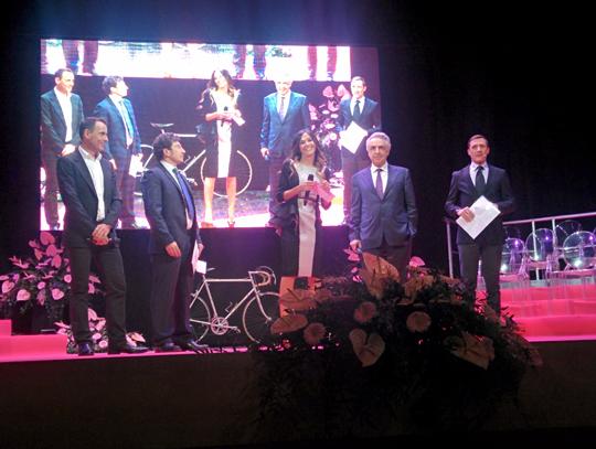 [Diretta] A Pinerolo la presentazione del Giro d'Italia 2016