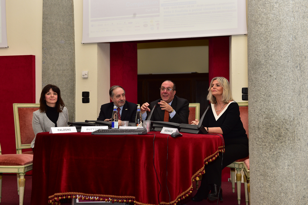 [ photogallery ] Presentata a Torino l'International Chamber Music Competition