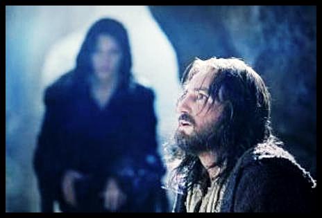 Gesù fu guidato dallo Spirito nel deserto