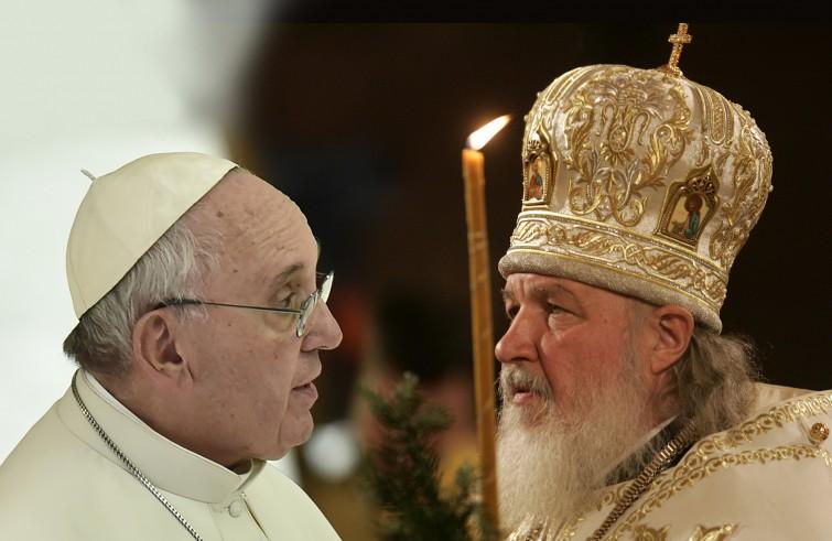 Papa Francesco e Patriarca Kirill: un incontro che supera secoli di divisioni