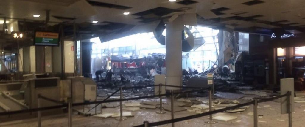 Attentato aeroporto Bruxelles